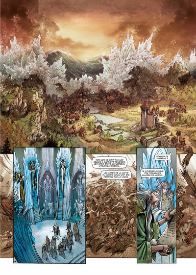 Page 3 Elfes tome 28