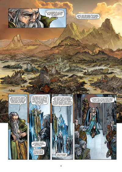 Page 4 Elfes tome 28