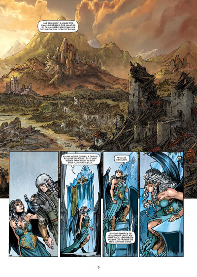 Page 5 Elfes tome 28