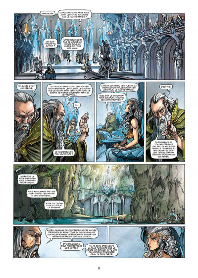Page 6 Elfes tome 28