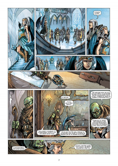 Page 7 Elfes tome 28