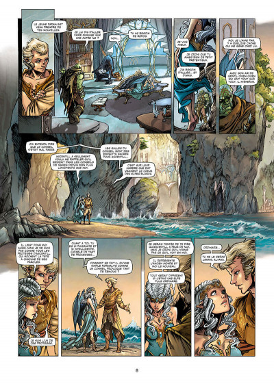 Page 8 Elfes tome 28