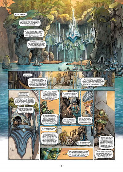 Page 9 Elfes tome 28