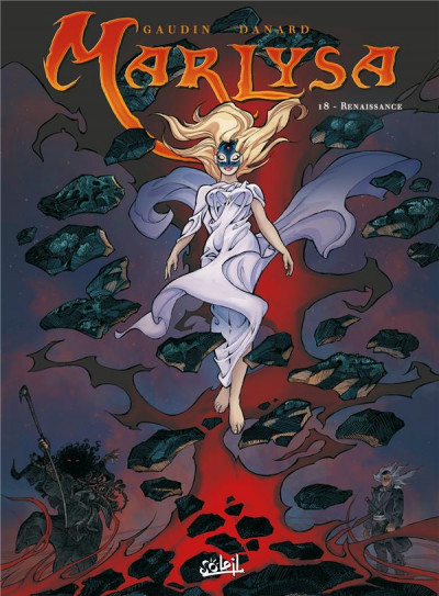 Couverture Marlysa tome 18