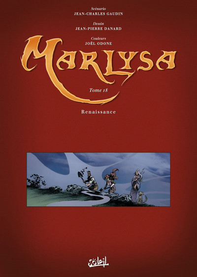 Page 1 Marlysa tome 18
