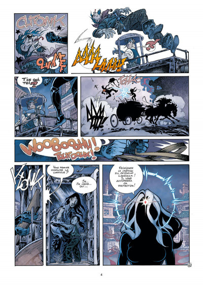 Page 4 Marlysa tome 18