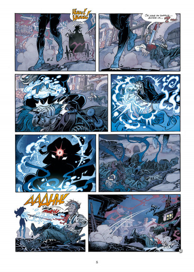 Page 5 Marlysa tome 18