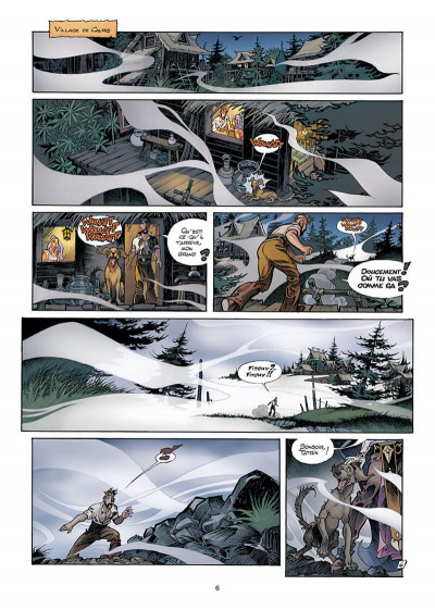 Page 6 Marlysa tome 18