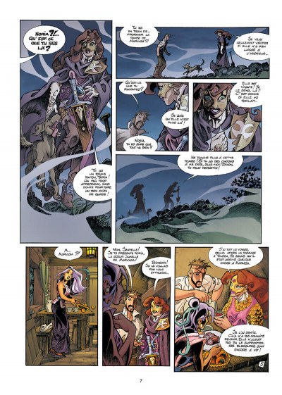 Page 7 Marlysa tome 18