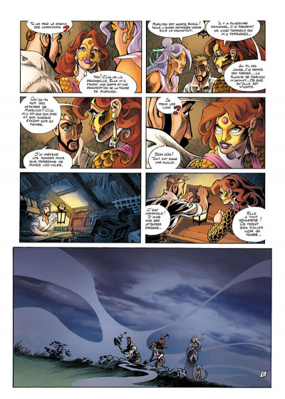 Page 8 Marlysa tome 18