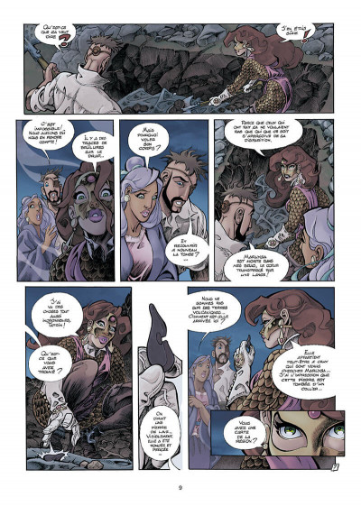 Page 9 Marlysa tome 18
