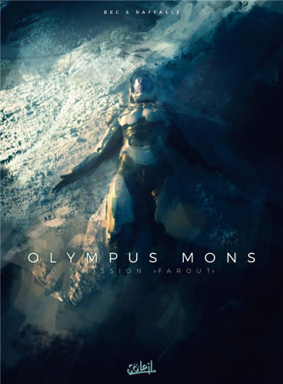 Couverture Olympus Mons tome 7