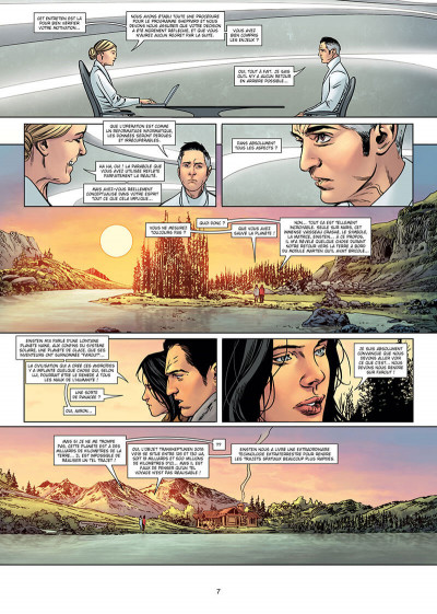 Page 7 Olympus Mons tome 7