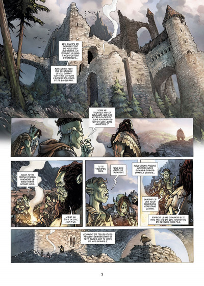 Page 3 Orcs & gobelins tome 9