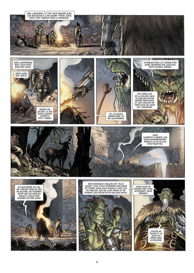 Page 4 Orcs & gobelins tome 9