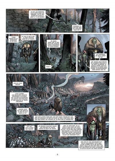 Page 6 Orcs & gobelins tome 9