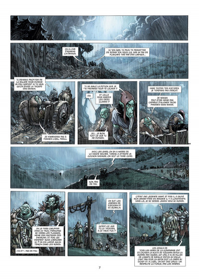 Page 7 Orcs & gobelins tome 9