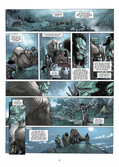 Page 8 Orcs & gobelins tome 9