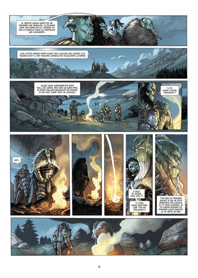 Page 9 Orcs & gobelins tome 9
