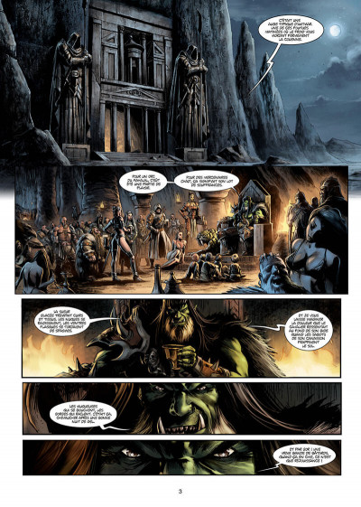 Page 3 Orcs & gobelins tome 11