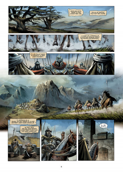 Page 4 Orcs & gobelins tome 11