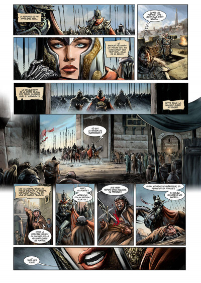 Page 5 Orcs & gobelins tome 11