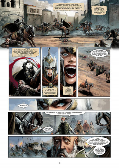 Page 6 Orcs & gobelins tome 11