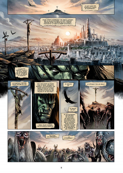 Page 8 Orcs & gobelins tome 11