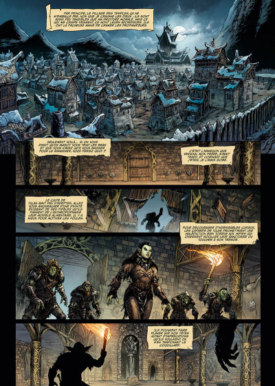 Page 3 Orcs & gobelins tome 12