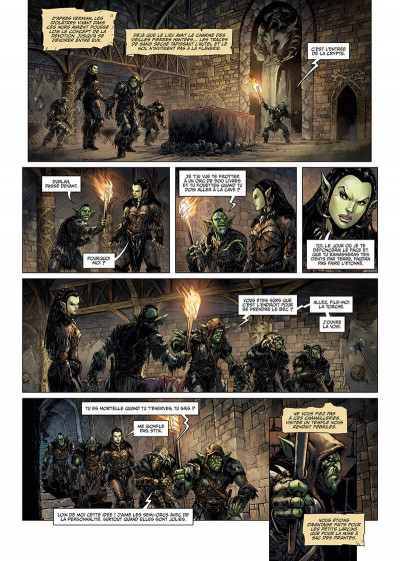 Page 4 Orcs & gobelins tome 12