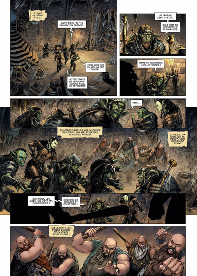 Page 5 Orcs & gobelins tome 12