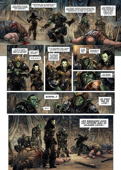 Page 7 Orcs & gobelins tome 12