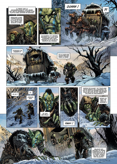 Page 9 Orcs & gobelins tome 12