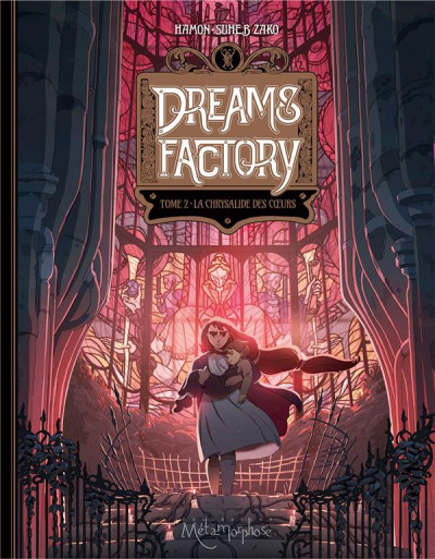Couverture Dreams factory tome 2