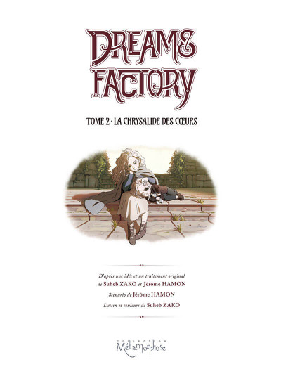 Page 3 Dreams factory tome 2