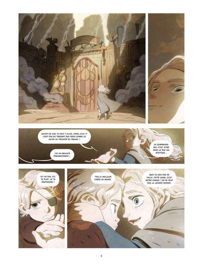 Page 5 Dreams factory tome 2
