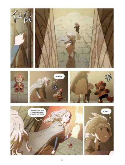 Page 6 Dreams factory tome 2
