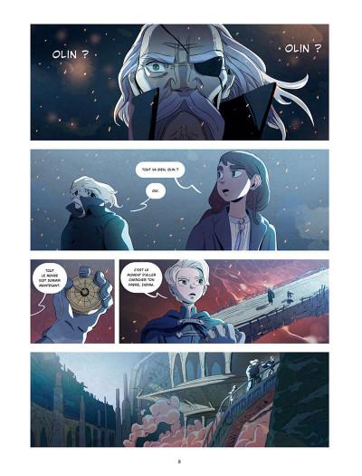 Page 8 Dreams factory tome 2
