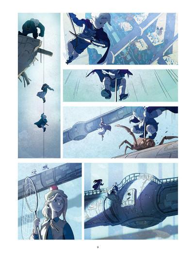 Page 9 Dreams factory tome 2