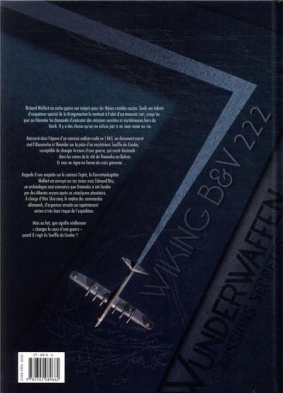 Dos Wunderwaffen missions secrètes tome 2