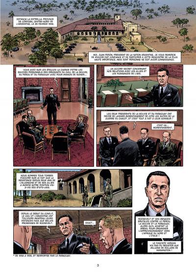 Page 3 Wunderwaffen missions secrètes tome 2