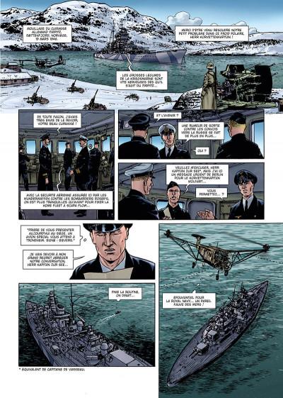 Page 5 Wunderwaffen missions secrètes tome 2