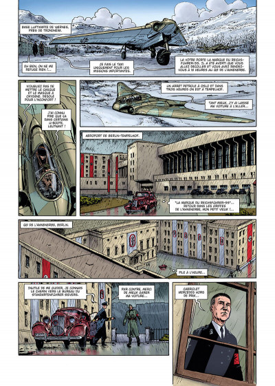 Page 6 Wunderwaffen missions secrètes tome 2