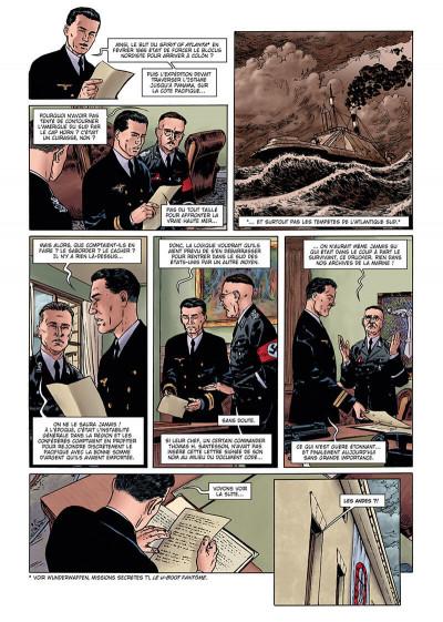 Page 8 Wunderwaffen missions secrètes tome 2