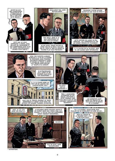 Page 9 Wunderwaffen missions secrètes tome 2