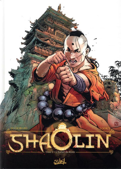 Couverture Shaolin tome 1