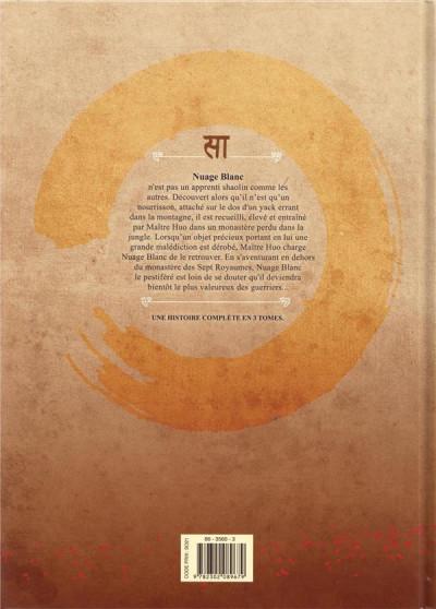 Dos Shaolin tome 1