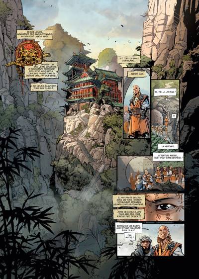 Page 6 Shaolin tome 1