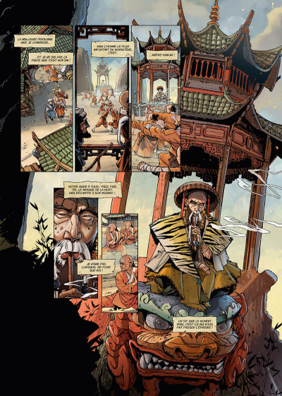 Page 7 Shaolin tome 1