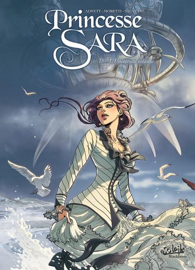 Couverture Princesse Sara tome 13